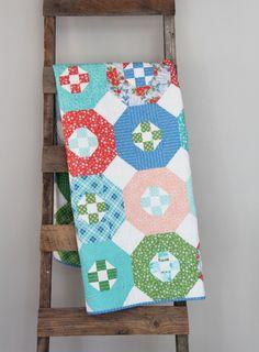 Hideaway quilt pattern