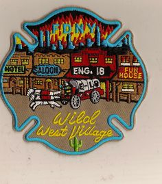 """FDNY Engine 18 """" Wild West Village""""  before it became Squad 18"""