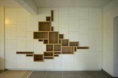 original wall design for the apartment 2