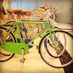Pedal lane shop Bangkok selling Abici bicycles