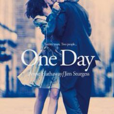 'One Day'. Great book. Such a great movie.... Makes me cry..