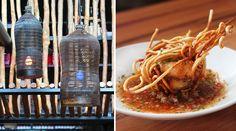 Killer ramen noodles, a Mai Tai worth sinning for and a little Kung Fu Hustle…