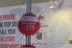 See our offer at HongKong property show 2014... @Square Yards Consulting Pvt. Ltd.