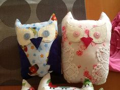 www.facebook.com/coushi.creations  Love the vintage owl