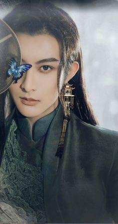Pretty Men, Pretty Boys, Beautiful Men, Beautiful People, Chinese Traditional Costume, Traditional Fashion, Chinese Man, Chinese Style, L5r