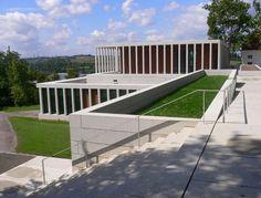 Literaturmuseum der Moderne in Marbach I von Steffen Eißele