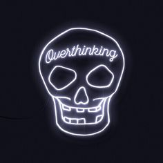 """Get rid of the """"overthinking"""" and it would be an adorable tattoo"""