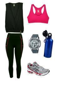 Calça legging preta + top color block + blusa soltinha preta = Look básico