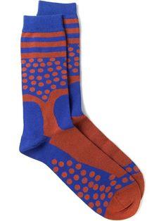 Henrik Vibskov dotted socks