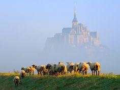 Mont-Saint-Michel #MontSaintMichel