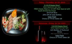 Only at Kabuki Japanese Steakhouse & Sushi! #KentsDeals