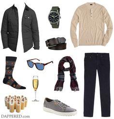 Style Scenario: Thanksgiving Dressed Down | Dappered.com