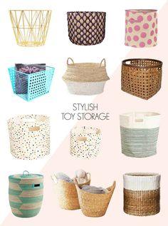XXLarge Fabric Basket, Laundry Hamper, Nursery Storage Bin, Toy Storage  Basket, Nursery Hamper, Black And White | STYLE // HOME | Pinterest |  Laundry Hamper ...
