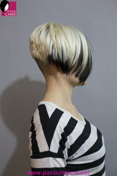 Phenomenal Shaved Nape Inverted Bob And Bobs On Pinterest Hairstyle Inspiration Daily Dogsangcom
