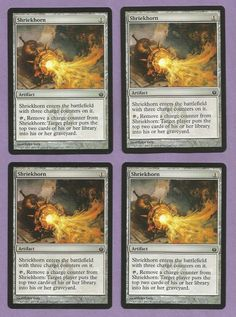 1 Phyrexian Portal = Artifact Alliances Mtg Magic Rare 1x x1