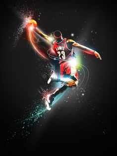 Visual effects for LeBron James Lebron James Wallpapers, Sports Wallpapers, King Lebron James, King James, Nba Players, Basketball Players, Stephen Curry Wallpaper, Nba Pictures, Sports Graphic Design