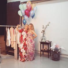 Backstage mojej kolekcji ciążowej !!