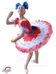 Such a cute and fluffy doll tutu from benefis #ballet tutu