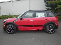 2015 MINI Countryman John Cooper Works If I end up getting a Countryman JCW, it HAS to have these wheels!