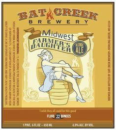 Blue Moon - Midwest Farmer's Daughter Blonde Ale