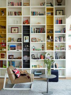 Credit: Livingetc. Selected by: Lo Spazio Perfetto, Interior design Italian blog.