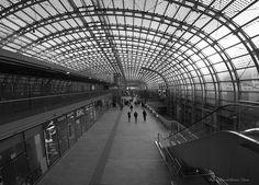 Partenze, arrivi (2017) Stazione di Porta Susa
