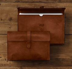 Artisan — Leather MacBook Sleeves