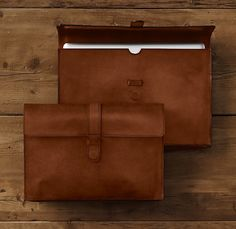 Artisan — Leather MacBook Sleeves