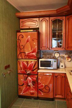 холодильник. Russia