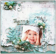 March InspirationThree Layouts to ShareBy Di Garling