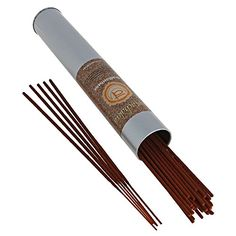 Indian Ayurveda Svadhisthana Incense Sticks - Tin Tube with 30 Sticks in All - Great Gift for All Occasions ShalinIndia http://www.amazon.com/dp/B00MIJNPDK/ref=cm_sw_r_pi_dp_DUKJvb17WEA0N