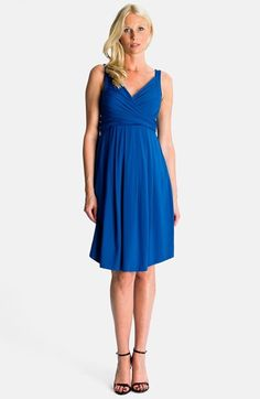 Eva+Alexander+London+'Chloe'+Maternity+Wrap+Dress+available+at+#Nordstrom