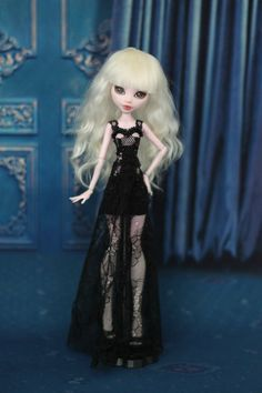 High fashion dress  for Monster High doll 1/6 size