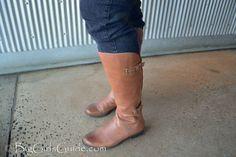plus size boots Great Plus Size fashion for over 30 Plus size fashion for women Fashion Blogger Sherry Aikens BigGirlsGuide