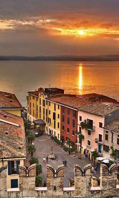 Gardio Di Garda, Italy.