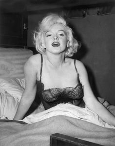 Marilyn Monroe's most iconic photos.