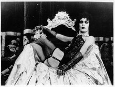 Rocky Horror Picture Show. Love it. Classic.