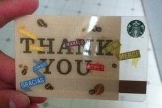 Starbucks Rewards- August 2015