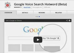 Google's Automatic Voice Search debut on Chrome | Questechie