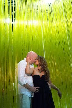 Lacma Museum, Prom Dresses, Formal Dresses, Wedding Dresses, Romantic Moments, Light Installation, More Photos, Engagement Photos, Photo Ideas