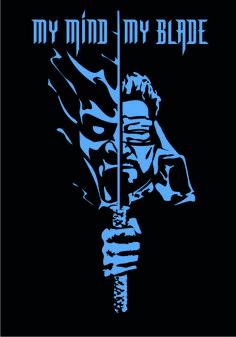 Кенши (Kenshi) персонаж игры Мортал Комбат (Mortal Kombat). Слепой самурай ронин, телепат. В бою Кенши помогает его меч, который содержит в себе души его предков.