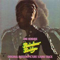 Jimi Hendrix - Rainbow Bridge on 200g LP