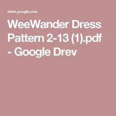 WeeWander Dress Pattern 2-13 (1).pdf - Google Drev