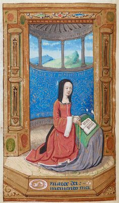 Book of Hours, in Latin and French | ca. 1500 | The Morgan Library & Museum