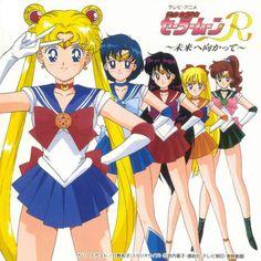 Sailormoon R / Ay Savaşcısı / 2.Sezon / Online Anime Dizi İzle