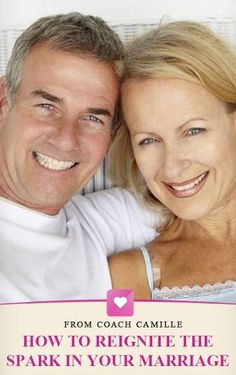 """Reignite the Spark in Your Marriage or Relationshlp by Keeping Your Own Spark Bright!""""  To learn how, go to:  http://romancecoachonthego.com/product/couples-online-retreat/"""