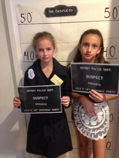 Citations for the free scripted children's Murder Mystery Party by Trevor Hopkins Mystery Dinner Party, Spy Party, Party Themes, Mystery Parties, Party Ideas, Clue Themed Parties, Spy Birthday Parties, 12th Birthday, Detective Party