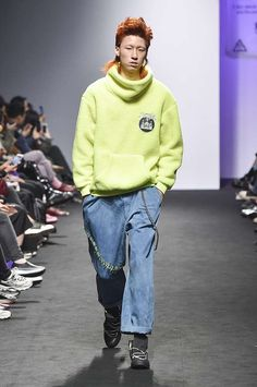 KIMMYJ. Fall-Winter 2017/18 - Seoul Fashion Week