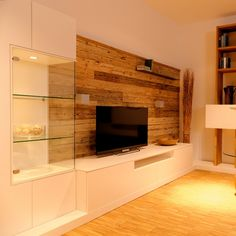 Modern Wall Units, Flat Screen, The Unit, Wood, Furniture, Design, Home Decor, Home Decor Accessories, Homes