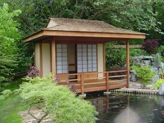 house plan Surprising Japanese Tea House Plans 20 With Additional Elegant . Japanese Tea House Design Plans Pics - Home Plans Design Ideas Ideas,Attractive Home And Floor Plans For New Building Homes Japanese Style House, Traditional Japanese House, Japanese Garden Design, Japanese Landscape, Japanese Gardens, Asian Garden, Garden Gazebo, Garden Buildings, Garden Structures